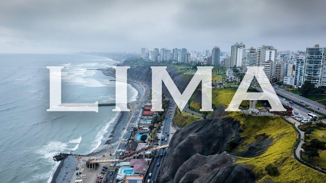 Lima del 03 al 06 de Junio